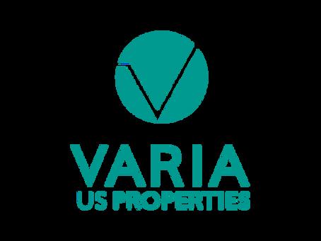 Stoneweg US Raises CHF 50 million Fixed-Rate Bond for Varia US Properties AG