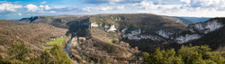 Cirque de Bonne panoramique reduite