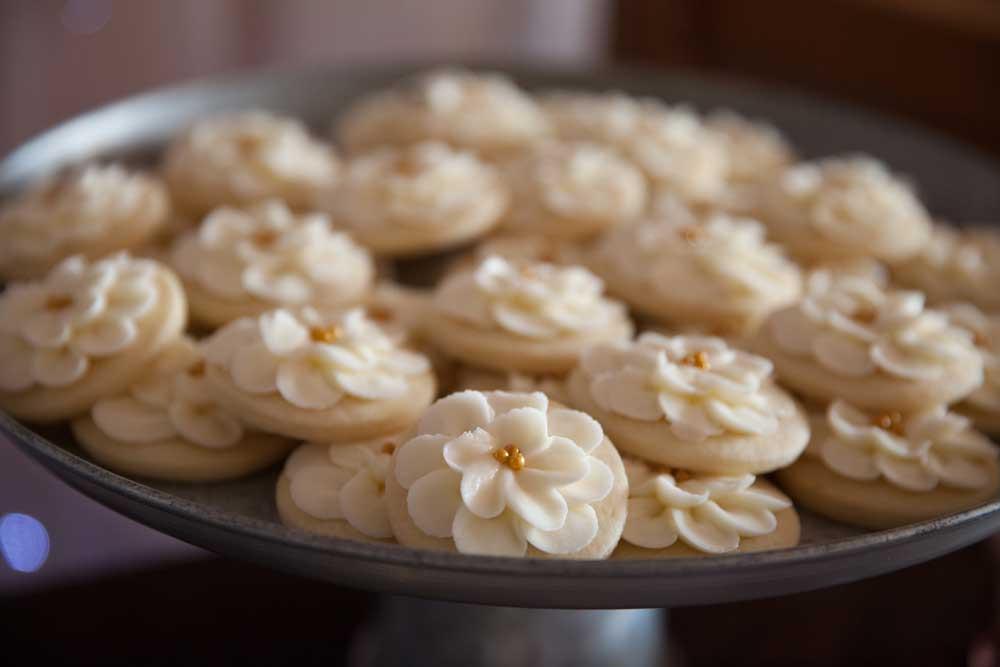 3D Flower Cookies