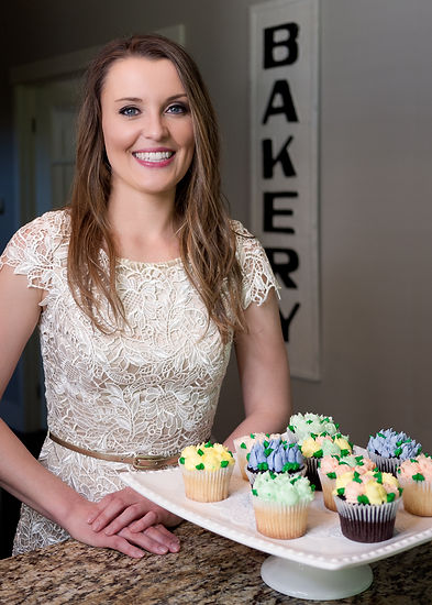 Owner and Head Baker Kayla