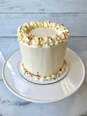 Classic Vanilla Birthday Cake