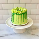 Drip Smash Cake