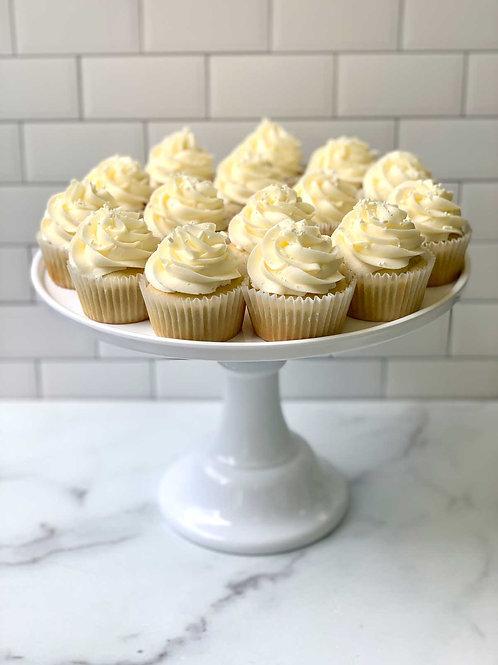 GF Very Vanilla Cupcakes