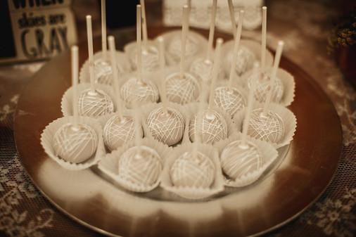Custom Wedding Cake Pops