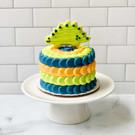 Dinsoaur Smash Cake