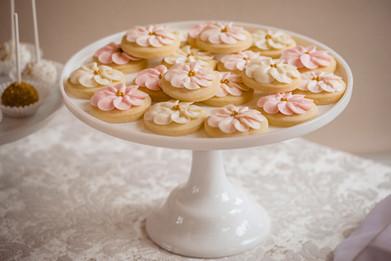 Custom Wedding Suagr Cookies