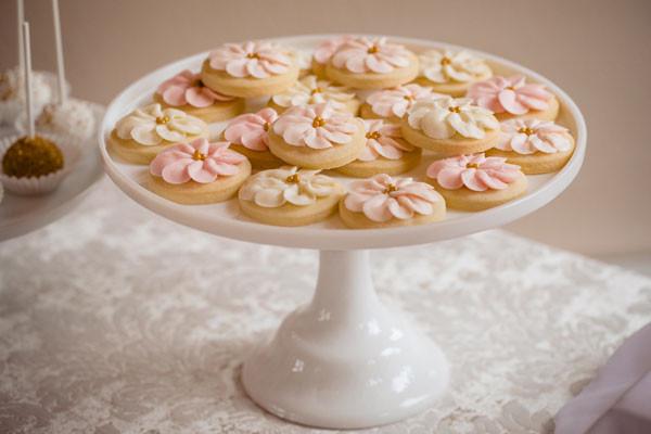 Petal Cookies