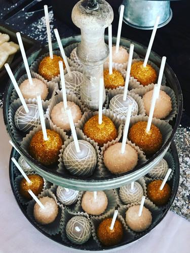 Rustic Cake Pops