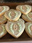 Monogram Sugar Cookies