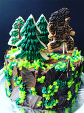 Yeti Pacific Northwest Cake