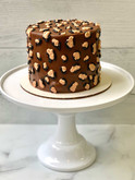 Chocolate Leopard Cake