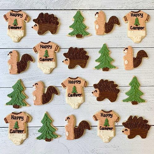 Happy Camper Cookies