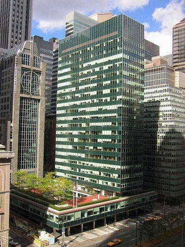 Lever House by S.O.M.