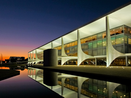 THE FUTURE CIRCA 1962: BRASILIA