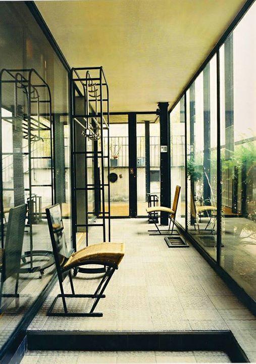 Chareau was also a furniture designer