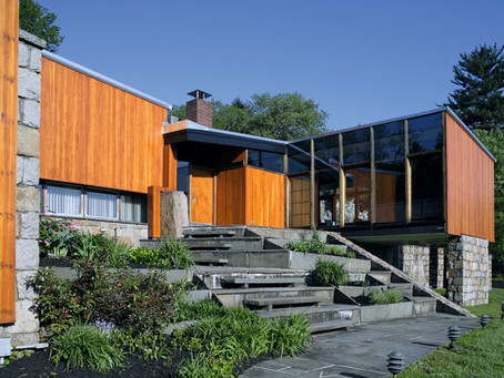 Modernism on the Main Line