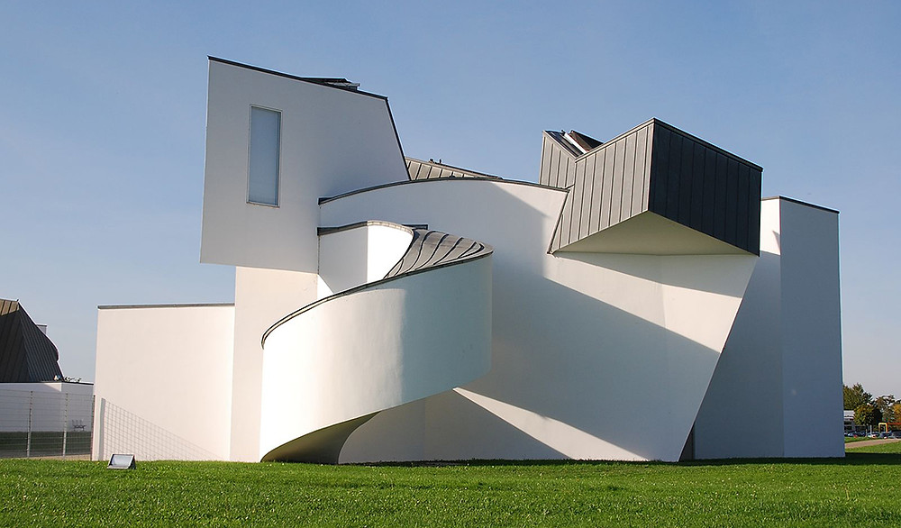 Gehry's Vitra Museum, 1989