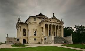 Villa Rotunda, Palladdio, Vicenza, Italy