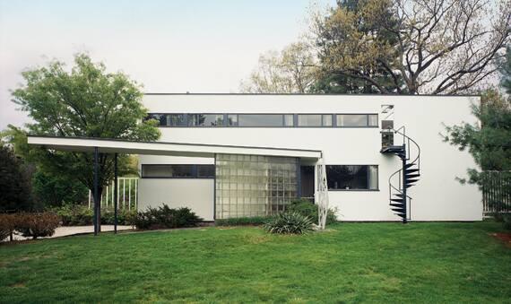 Walter Gropius Residence