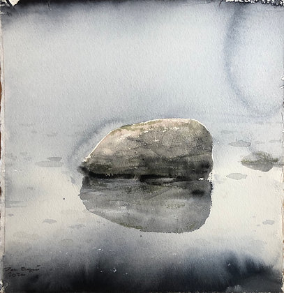 Sten på Ingarö 30x30cm