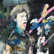 Mick Jagger vs Disney