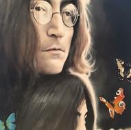 John Lennon Yoko Ono.