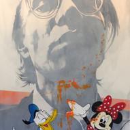 Andy Warhol vs Disney