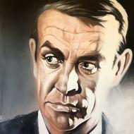 Sean Connery 100x125cm