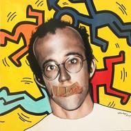 Keith Haring 70x70cm
