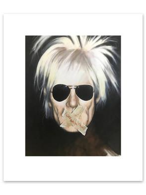 Andy Warhol / I like boring things