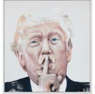 Shyy... By Trump