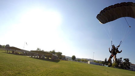 paracadutismo casale