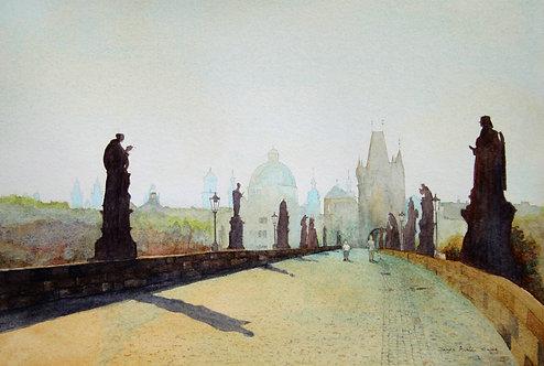 """""""Prague Awaking"""" by James Austin"""