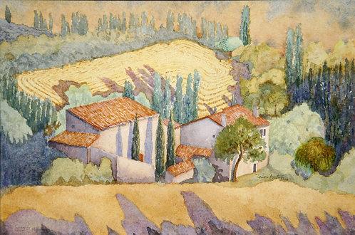 """""""Shadow Fields"""" by James Austin"""