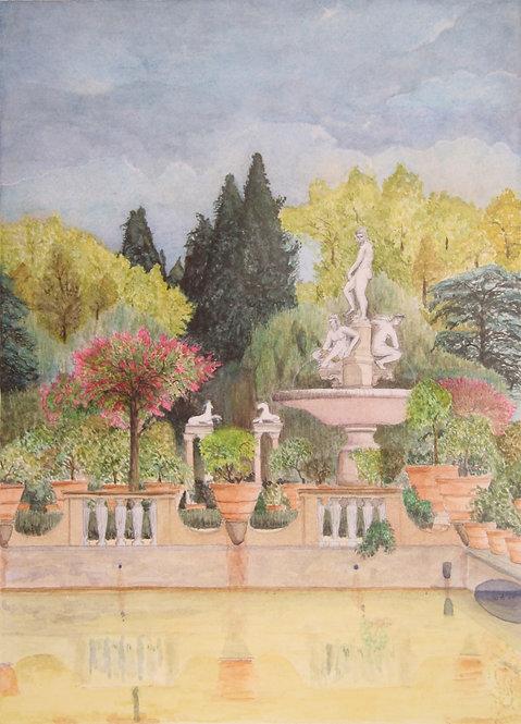 """Oceanus Fountain"" by James Austin"