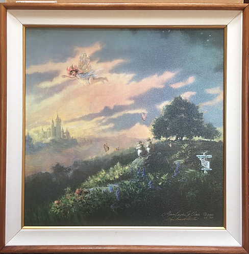 """""""Next Stop.""""Next Stop...Castle of Dreams"""" by Mary Baxter St Clair"""