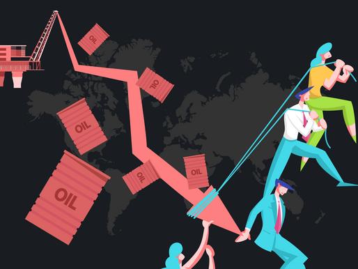 Crude Awakening: market aftershocks  when oil goes to -$40