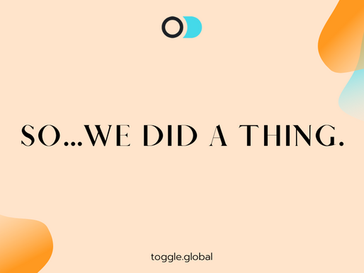 Press Release – TOGGLE SECURES $10.5 MILLION IN SERIES A FUNDING
