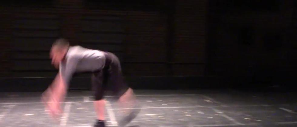 Brian Cedric Jones Dance (Rehearsal) Ree