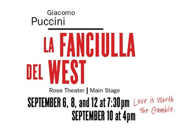 FIGHT! 1st Staging rehearsal for New York City Opera's newest show, La Fanciulla Del West