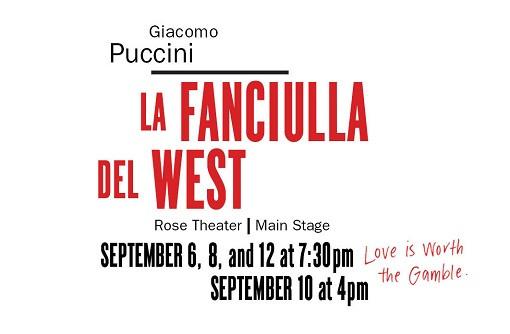 NYCO La Fanciulla Del West Logo