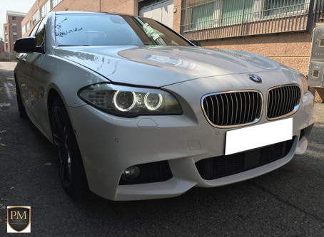 PASSIONE MOTORI - BMW 535 xd