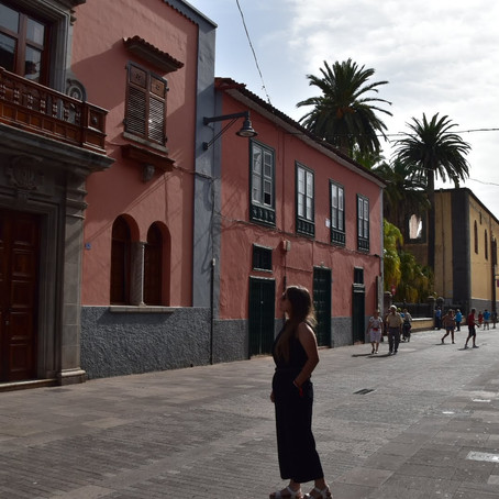 TENERIFE Y EL HIERRO