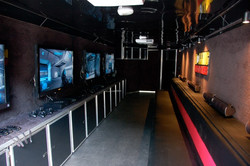 Trailer ready for party