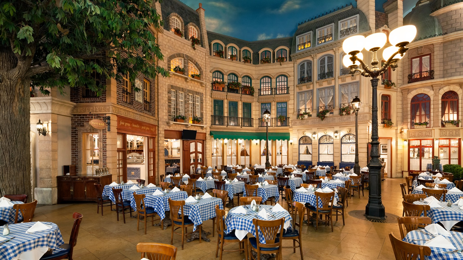 Paris Las Vegas Dining