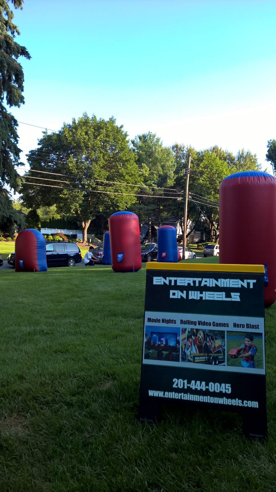 Mobile Party Business Entertainment On Wheels United