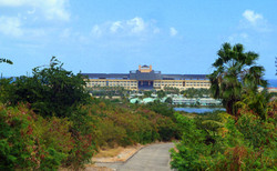 Royal Beach Casino far exterior