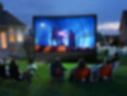 Mobile Video Game Trucks Movie Theatre