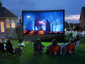 Mobile Video Game Trucks Movie Theatre