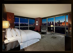 Hard Rock Hotel Room